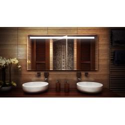 MF Design MFDUA Lustro z oświetleniem LED 80 x 60 cm (MFDUA80x60)