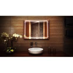 MF Design MFDVN Lustro z oświetleniem LED 90 x 70 cm (MFDVN90x70)