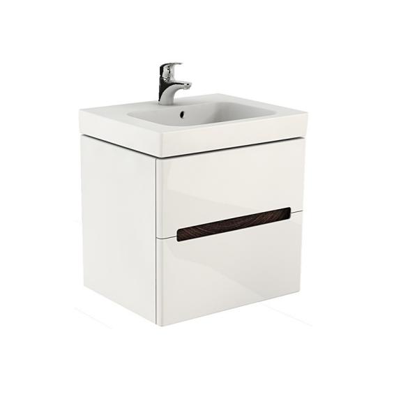 Koło Modo 50 Białe Szafka z umywalką (89424+L31950)