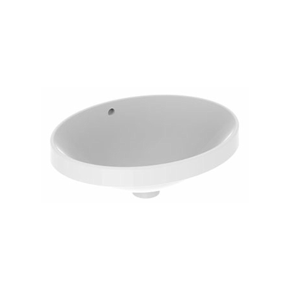 Koło Variform 48 cm Umywalka okrągła 500.704.01.6