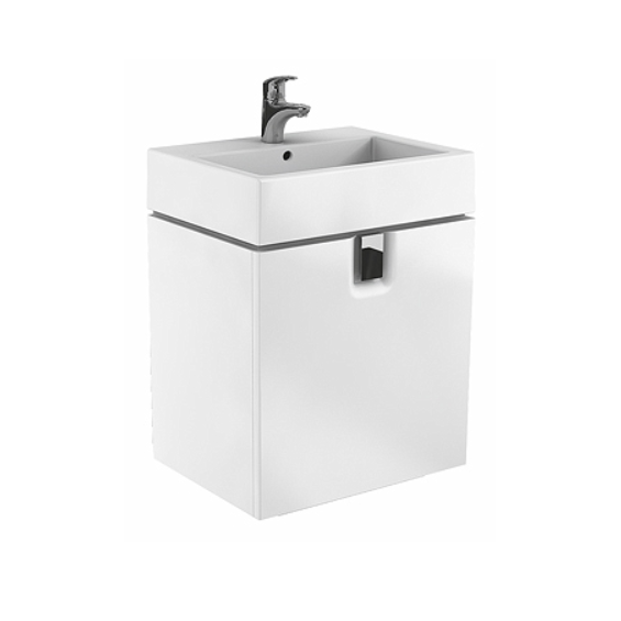 Koło Twins 50 Białe Szafka z umywalką (89483+ L51150)