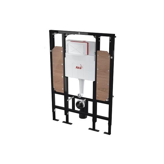 AlcaPlast AM101 Sadromodul 1300H (AM101/1300H) Stelaż - spłuczka podtynkowa do suchej zabudowy