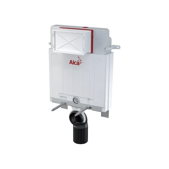 AlcaPlast AM100/850 Alcamodul (AM100/850) Spłuczka podtynkowa do zabudowy ciężkiej