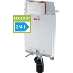 AlcaPlast AM100/1000E Alcamodul (AM100/1000E) Spłuczka podtynkowa do zabudowy ciężkiej