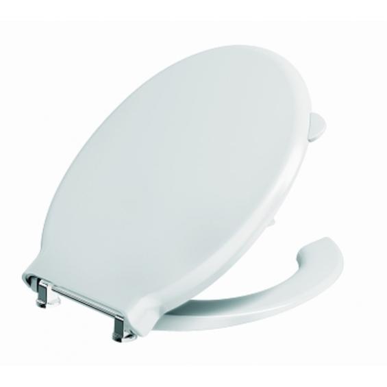 Koło Nova Pro Bez Barier Miska ustępowa lejowa dla osób niepełnosprawnych (M33500)