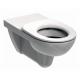 Koło Nova Pro Bez Barier Zestaw WC kompakt dla osób niepełnosprawnych (M33400+M34010)