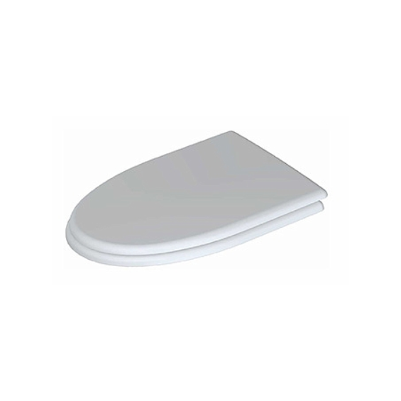Koło Solo deska sedesowa duroplast (70116)