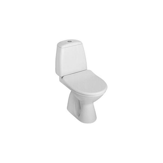 Koło Solo WC Kompakt - odpływ poziomy (79210)