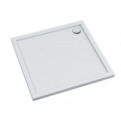 Schedpol Corrina New 3.4330 Brodzik akrylowy kwadratowy 80x80