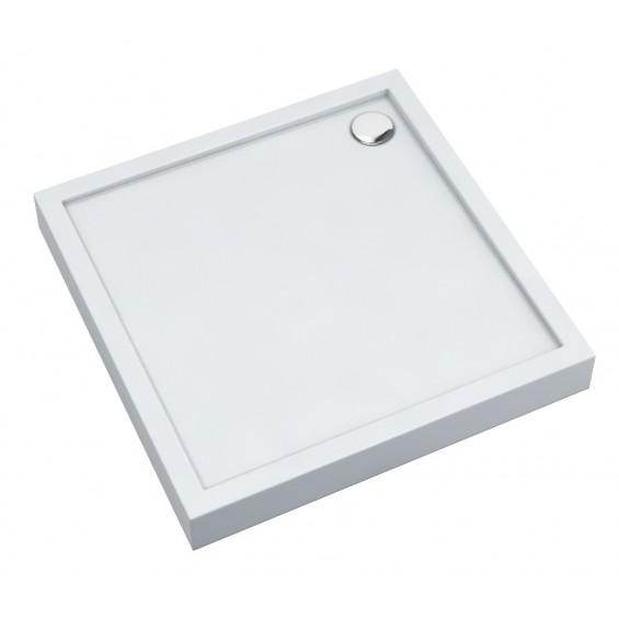Schedpol Competia New 3.4686 Brodzik akrylowy kwadratowy 75x75