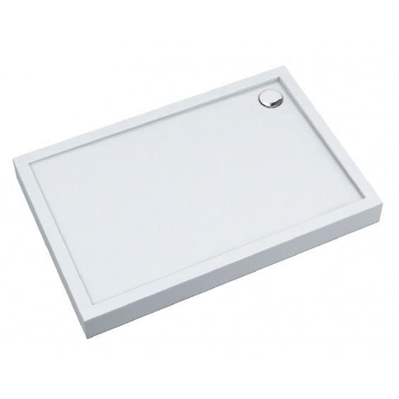 Schedpol Competia New 3.4664 Brodzik akrylowy prostokątny 70x100