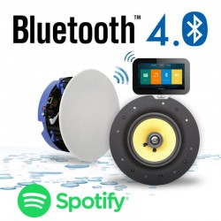 AquaSound N-Joy Move 6.5' Nagłośnienie do łazienki (MP3, RADIO INTERNETOWE, BLUETOOTH, IPX6) IRS70PRO-M
