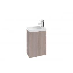 Defra Point Szafka z umywalką Fontino 40 (lewa) (262-D-04003+5008)