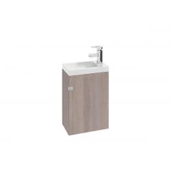 Defra Point Szafka z umywalką Fontino 40 (prawa) (262-D-04009+5008)