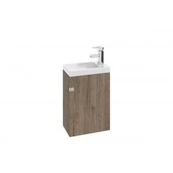 Defra Point Szafka z umywalką Fontino 40 (prawa) (262-D-04008+5008)