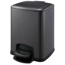 Stella Dodatki Pojemnik na odpadki 5 L Premium Czarny 20.20105-B