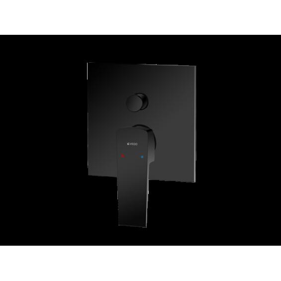 Vedo Sette VBS7016CZ Bateria wannowo-natryskowa podtynkowa 2 wyjścia