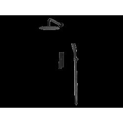 Vedo Desso Nero VBD4223/25CZ System prysznicowy podtynkowy