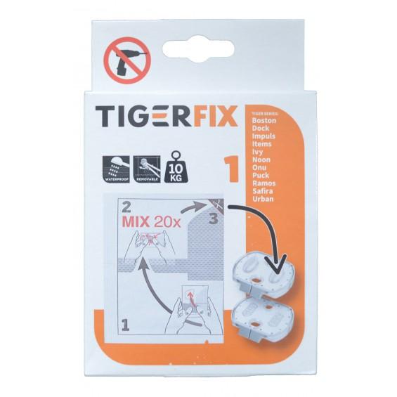 TigerFix Nr.1 Klej do akcesoriów łazienkowych 3987