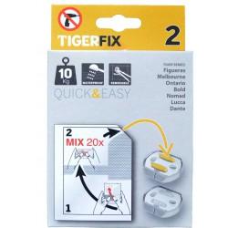 TigerFix Nr.2 Klej do akcesoriów łazienkowych 3988.3.00.46