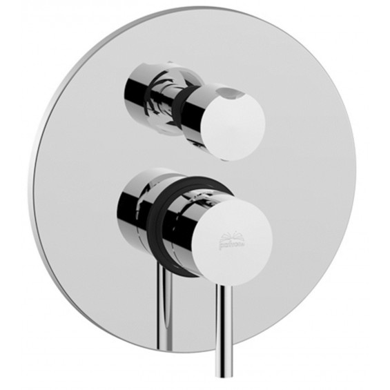 Paffoni Light Bateria podtynkowa 2-drożna LIG018CR