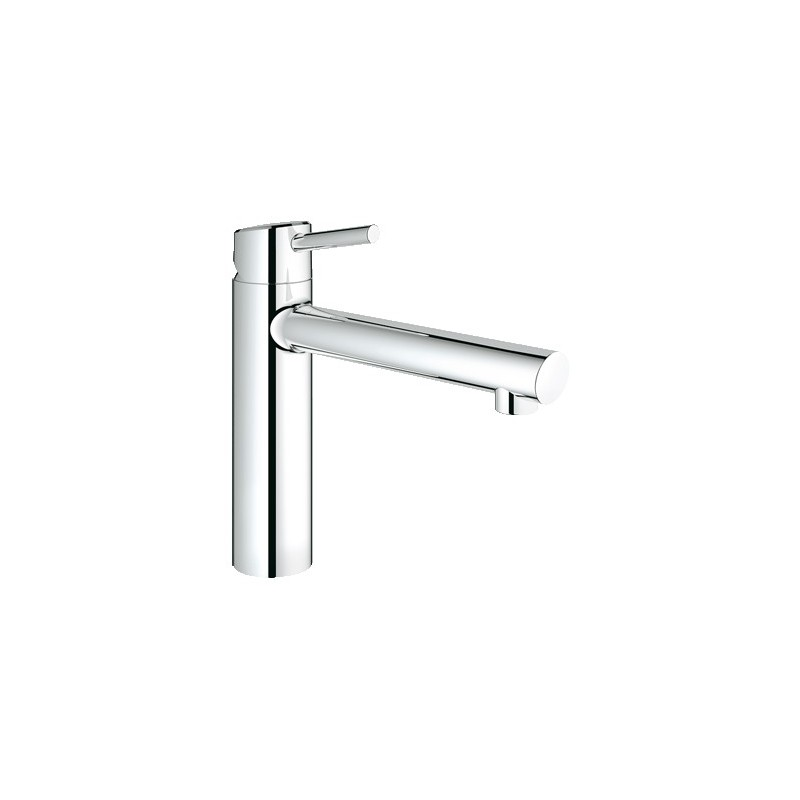 grohe concetto bateria kuchenna 31128001. Black Bedroom Furniture Sets. Home Design Ideas