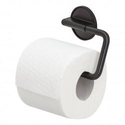 Tiger Tune Wieszak na Papier Toaletowy Czarna Stal Szczotkowana (1326538946)