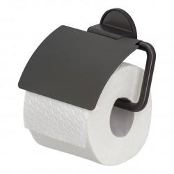 Tiger Tune Pojemnik na Papier Toaletowy Czarna Stal Szczotkowana (1326638946)