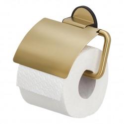 Tiger Tune Pojemnik na Papier Toaletowy Złota Stal Szczotkowana (1326635646)