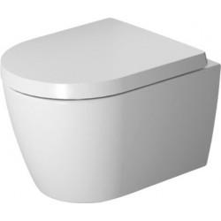 Duravit Miska Wisząca Bezrantowa Biała WC Rimless 48x37 cm + Deska Wolnoopadająca CEDU.453009.00.A1