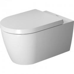 Duravit Miska Wisząca Bezrantowa Biała WC Rimless 57x37 cm + Deska Wolnoopadająca CEDU.452909.00.A1
