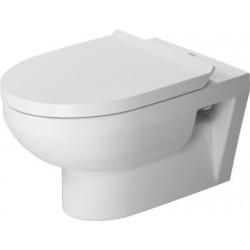 Duravit Durastyle Baic Miska Wisząca Biała WC Rimless 36,5x54 cm + Deska Wolnoopadająca CEDU.256209.00.00 + CEDU.002079.00.00