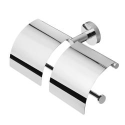 Geesa Hotel Pojemnik na Papier Toaletowy Chrom 91148