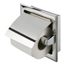 Geesa Hotel Pojemnik na Papier Toaletowy Chrom 91119
