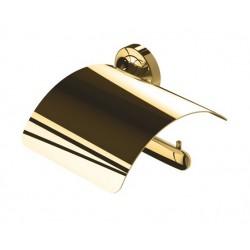 Geesa Tone Gold Pojemnik na Papier Toaletowy Złoty 917308-04-R