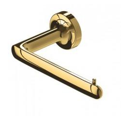 Geesa Tone Gold Wieszak na Papier Toaletowy Złoty 917309-04-R