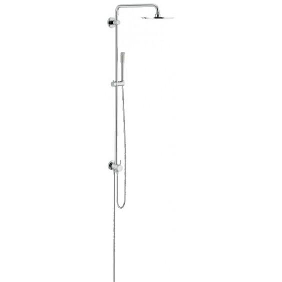 grohe rainshower system 210 zestaw prysznicowy 27058000. Black Bedroom Furniture Sets. Home Design Ideas