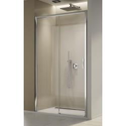 SanSwiss Top-Line S Drzwi Prysznicowe Lewe TLS2 100 cm Szkło Przezroczyste TLS2G1005007