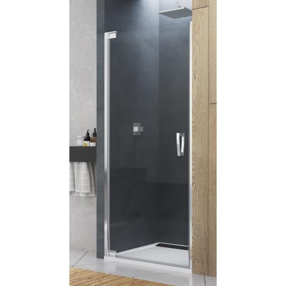 SanSwiss Cadura Drzwi Prysznicowe Lewe CA1C 70 cm Szkło Przezroczyste CA1CG0705007+V2.CA.50