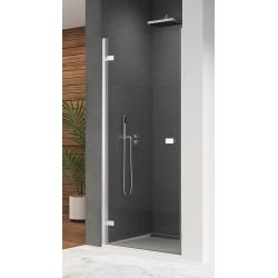 SanSwiss Escura Drzwi Prysznicowe Lewe ES1C 70 cm Szkło Przezroczyste ES1CG0705007+V.ESC.50