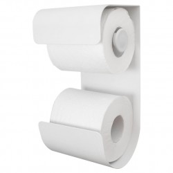 Sealskin Brix White Uchwyt na papier toaletowy (362471810)