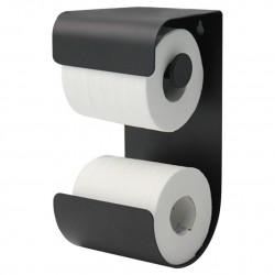 Sealskin Brix Black Uchwyt na papier toaletowy (362471819)