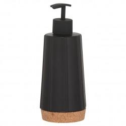 Sealskin Cork Black Dozownik mydła w płynie (362510219)