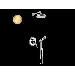 Fromac Vara Chrom 3852 System natryskowy podtynkowy