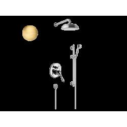 Fromac Vara Brąz 3856 System natryskowy podtynkowy