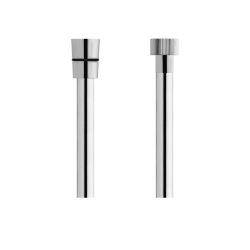 Vedo VSN6101 Wąż natryskowy metalizowany SILVER ANTI TWIST 150cm