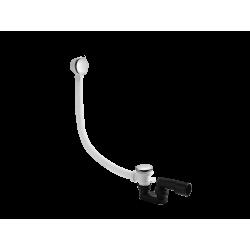 Vedo 266C/100CZ Przelew wannowy z korkiem typu klik-klak CLICK I