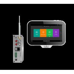 AquaSound N-Joy WI-FI Nagłośnienie do łazienki (MP3, RADIO INTERNETOWE, WI-FI, IPX6) EMC50X (Bez głośników)