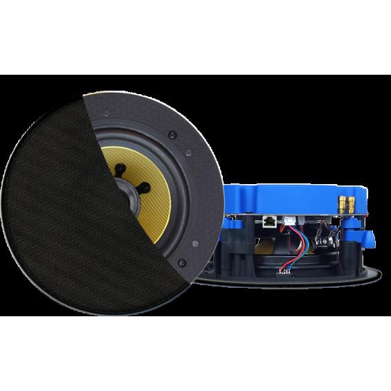 AquaSound Głośniki Wodooporne WI-FI Conga 6,5' 70W Czarny (SPKCONGA70-Z)