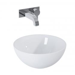 Elita Kwadro Plus White Umywalka ceramiczna Miko 36 (145295)